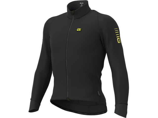 Alé Cycling Clima Protection 2.0 Wind Race Giacca Uomo, black